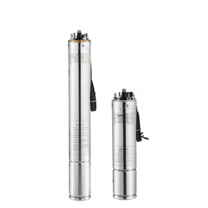 5inch Stainless Steel Impeller Solar Powered Centrifugal Submersible Pump, Solar Water Pumping Systems, Brushless DC Motor, with MPPT Controller