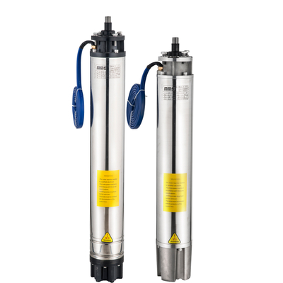 Guangdong Jiangmen 6 inch Three Phase Well Submersible Motor Pump