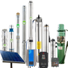 Guangdong Liyuan Solar Deep Well Water Submersible Pump