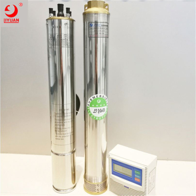 Factory Wholesale Multistage 30M Head Solar Pump