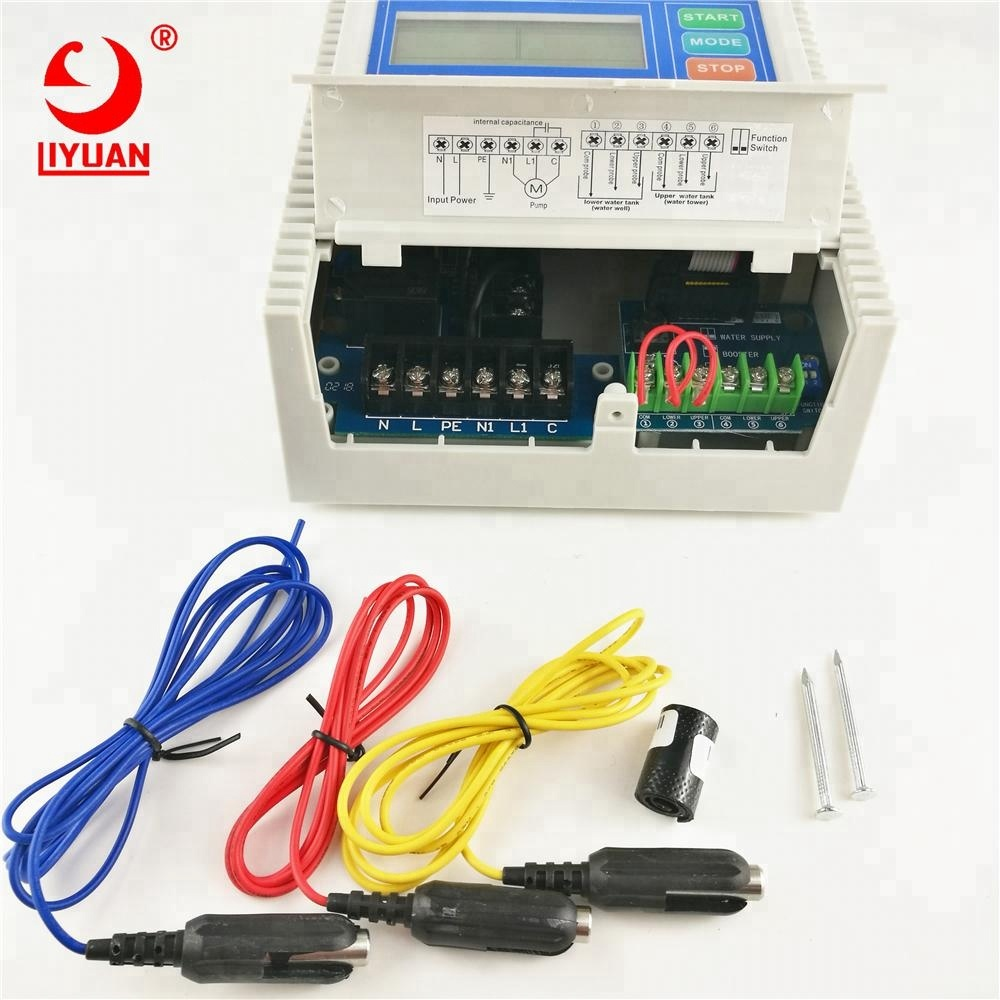 hot sale stainless steel pump plastic control panel box
