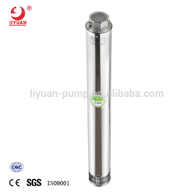 Guangdong Manufacturing 10Hp Submersible Pump Price Long Life Deep Well Solar Pump