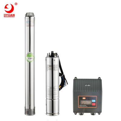 Custom Multistage Submersible Water Motor Pump 2Hp