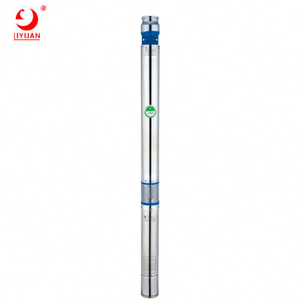 Good Quality High Pressure Oil Filled Submersible Water Pump