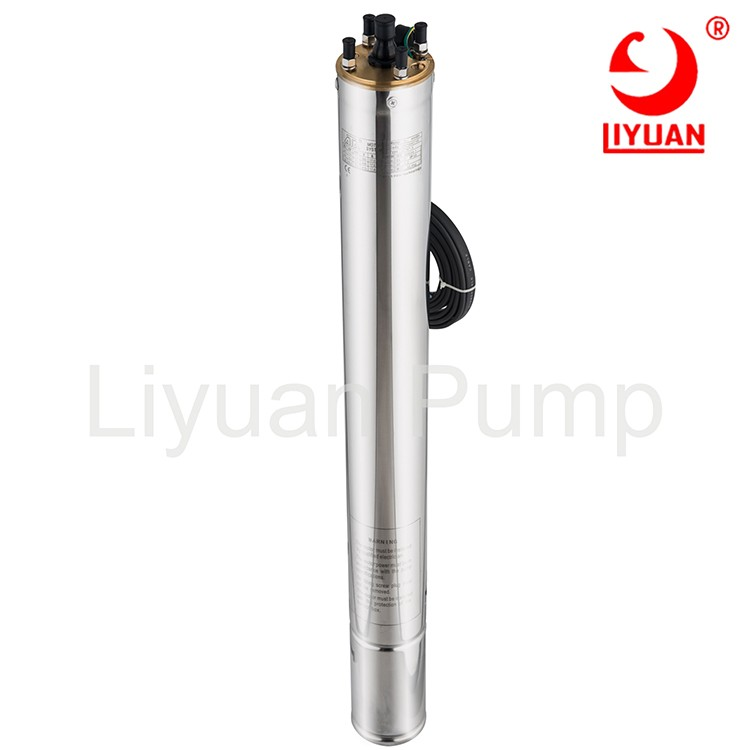 Wholesale Multistage Pump 10Hp Deep Well Submersible Pumps
