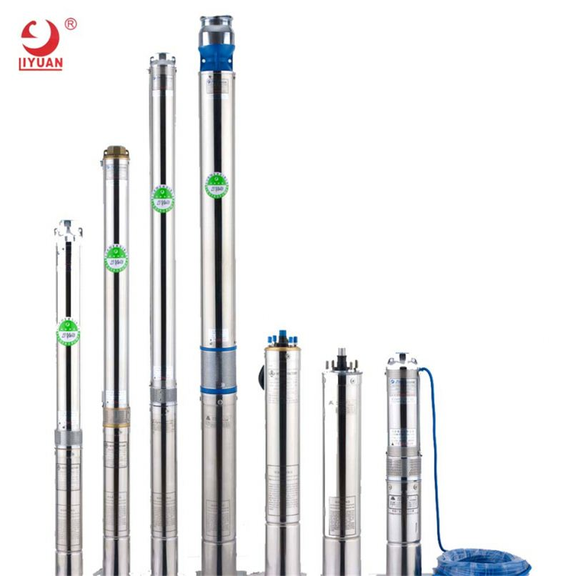Hot Sale Standard Submersible Solar Water Pump Well Used
