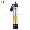 Factory Wholesale 6 Inch Motor Use Solar Pressure Water Submersible Pump Price In India