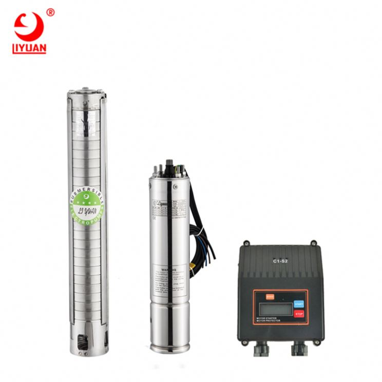 Good Quality High Flow Submersible Pump Prices 50Hp