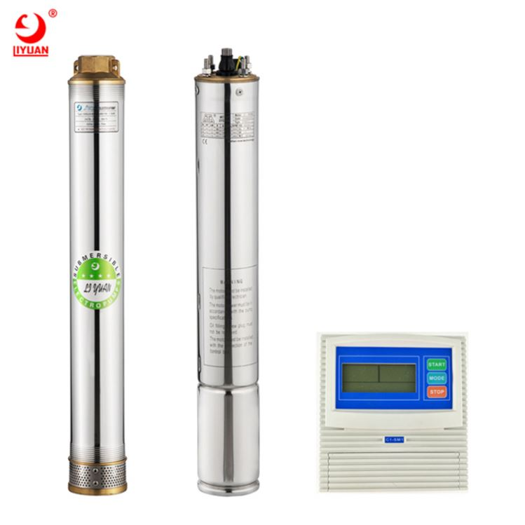 Guangdong Manufacturing Watering Small Bore Submersible Pump