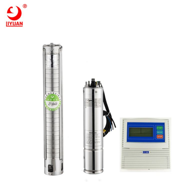 Factory Wholesale High Pressure Submersible Tube Wells Pumps