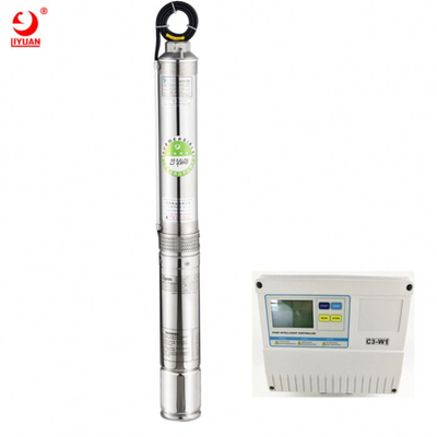 Good Quality High Flow Solar Water Pump System For Agriculture